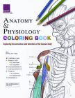 Anatomy & Physiology Coloring Book Cover Image