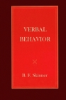 Verbal Behavior Cover Image