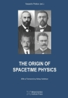 The Origin of Spacetime Physics Cover Image