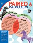 Paired Passages, Grade 6 Cover Image