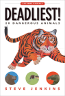 Deadliest!: 20 Dangerous Animals (Extreme Animals) Cover Image