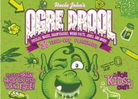 Uncle John's Ogre Drool: 36 Tear-off Placemats FOR KIDS ONLY! Cover Image