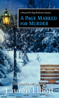 A Page Marked for Murder Cover Image
