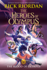 The Heroes of Olympus, Book Five The Blood of Olympus (new cover) Cover Image