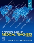 A Practical Guide for Medical Teachers Cover Image