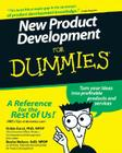 New Product Development for Dummies Cover Image