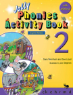 Jolly Phonics Activity Book 2 (in Print Letters) Cover Image