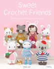 Sweet Crochet Friends: 16 Amigurumi Creations from Khuc Cay Cover Image