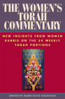 The Women's Torah Commentary: New Insights from Women Rabbis on the 54 Weekly Torah Portions Cover Image