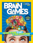 National Geographic Kids Brain Games: The Mind-Blowing Science of Your Amazing Brain Cover Image