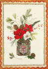 Peace, Hope, Love Small Boxed Holiday Cards Cover Image