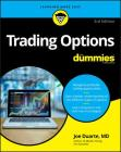 Trading Options for Dummies Cover Image