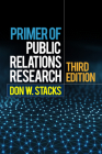 Primer of Public Relations Research, Third Edition Cover Image