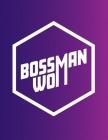 Boss Woman: Feminist Sheet Music: Dark Purple Cover Image