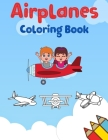 Airplanes Coloring Book for Kids Cover Image