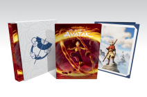 Avatar: The Last Airbender  The Art of the Animated Series Deluxe (Second Edition) Cover Image