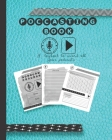 Podcasting book: A log book to plan episodes and record all the podcasts episodes for the podcast lover who likes to track their digita Cover Image