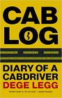 Cablog: Diary of a Cabdriver Cover Image