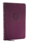 Nkjv, Thinline Bible Youth Edition, Leathersoft, Burgundy, Red Letter Edition, Comfort Print Cover Image