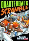 Quarterback Scramble (Sports Illustrated Kids Graphic Novels) Cover Image