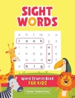Sight Words Word Search Book for Kids: High-Frequency Words Activity Book - Dolch Sight Words Puzzles for Second and Third Graders Cover Image
