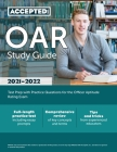 OAR Study Guide: Test Prep with Practice Questions for the Officer Aptitude Rating Exam Cover Image