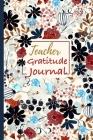 Teacher Gratitude Journal Cover Image
