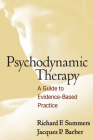Psychodynamic Therapy: A Guide to Evidence-Based Practice Cover Image
