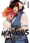 Sachi's Monstrous Appetite 6 Cover Image