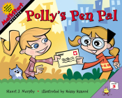 Polly's Pen Pal (MathStart 3) Cover Image