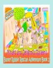 Minako and Delightful Rolleen's Bunny Rabbit Rescue Adventure Book 2 Cover Image