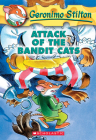 Geronimo Stilton #8: Attack of the Bandit Cats Cover Image