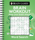 Brain Games - Brain Workout: Word Search Cover Image