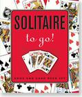 Solitaire to Go!: Book and Card Deck Set [With Cards] Cover Image