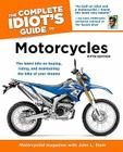 The Complete Idiot's Guide to Motorcycles, 5th Edition Cover Image