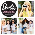 Barbie @barbiestyle 2020 Wall Calendar Cover Image
