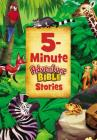 5-Minute Adventure Bible Stories Cover Image