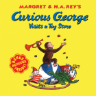 Curious George Visits a Toy Store Cover Image