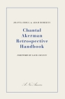 Chantal Akerman Retrospective Handbook Cover Image