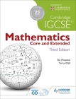 Cambridge Igcse Mathematics Core and Extended 3ed + CD Cover Image