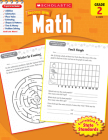 Scholastic Success With Math: Grade 2 Workbook Cover Image