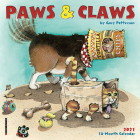 Paws & Claws by Gary Patterson 2021 Mini Calendar Cover Image