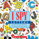 I Spy Letters Cover Image