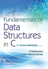 Fundamentals of Data Structures in C: (for Anna University Ece Course) Cover Image