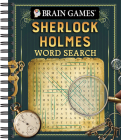 Brain Games - Sherlock Holmes Word Search Cover Image