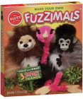 Make Your Own Fuzzimals Cover Image