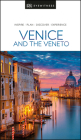 DK Eyewitness Venice & the Veneto (Travel Guide) Cover Image