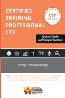Certified Training Professional CTP Body of Knowledge Cover Image