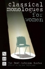 Classical Monologues for Women Cover Image