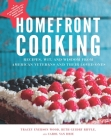 Homefront Cooking: Recipes, Wit, and Wisdom from American Veterans and Their Loved Ones Cover Image